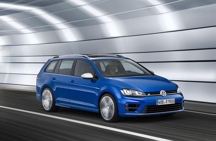 GALERIE: Volkswagen Golf Variant: České ceny verzí R, GTD a Alltrack | FOTO 10 | auto.cz