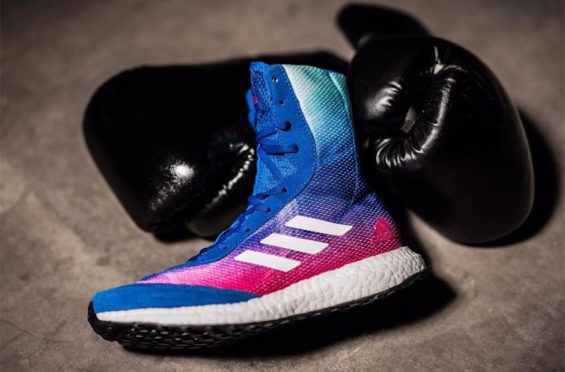 http://SneakersCartel.com Are adidas Boost Boxing Shoes In The Works? #sneakers #shoes #kicks #jordan #lebron #nba #nike #adidas #reebok #airjordan #sneakerhead #fashion #sneakerscartel