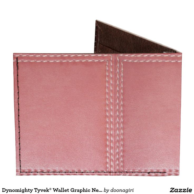 Dynomighty Tyvek® Wallet Graphic Nerd Impose Art Tyvek Wallet