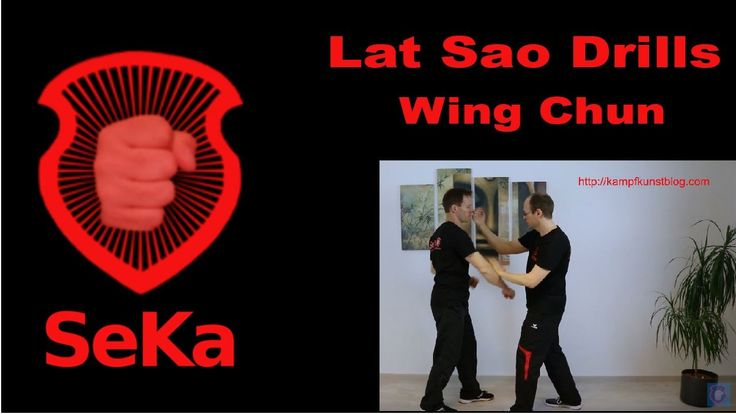 Lat Sao Drills - Wing Chun (Trainingseinblick)