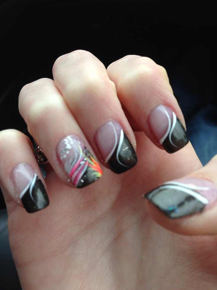 113 Best Images About New Year's Nail Art On Pinterest