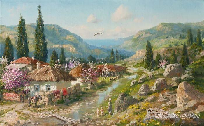 Май в Крымских горах