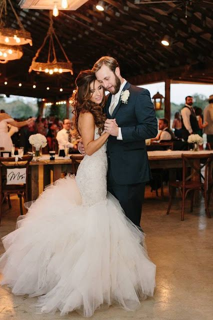 Real StarDust Bride Breklyn weds at Gruene Estate in Eve of Milady