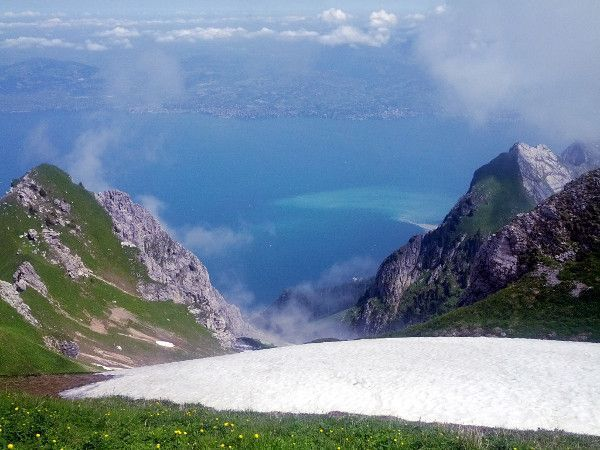 Randonnee Pedestre En Suisse Le Grammont En Valais Randonnee Voyage Suisse Randonnee Pedestre