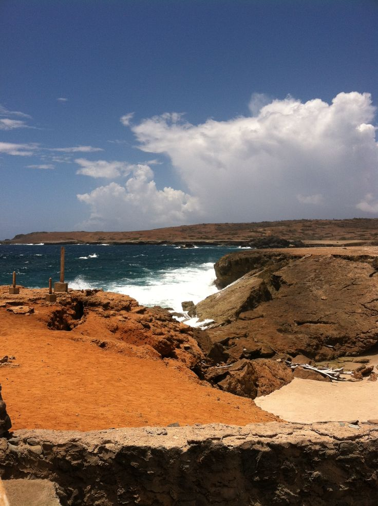 Natural Bridge Aruba 208 best Aruba images