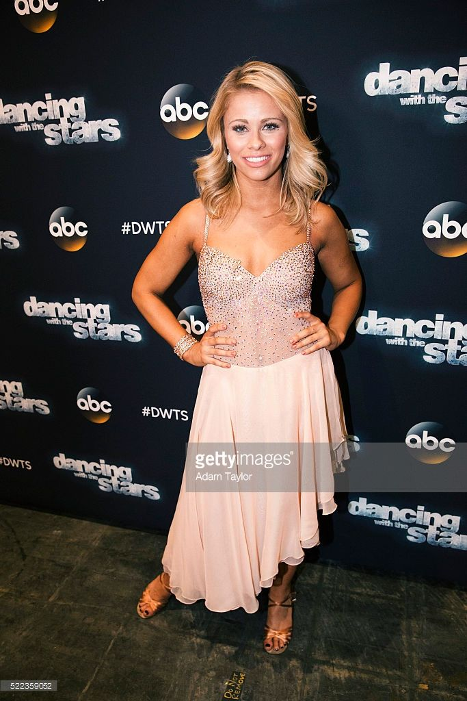 DWTS - Episode 2205 - 'America's Switch Up' has really changed up the competition this week, as fan engagement through social media has helped to 'switch up' the nine remaining couples, as the celebrities and professional dancers swap partners, on 'Dancing with the Stars,' live, MONDAY, APRIL 18 (8:00-10:01 p.m. EDT) on the ABC Television Network. Paige VanZant