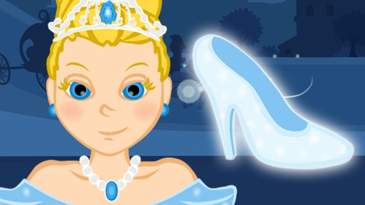 Cendrillon - dessin animé en français - conte pour enfants Version inédite et complète avec sous-titres créée pour Youtube cendrillon en français une product...