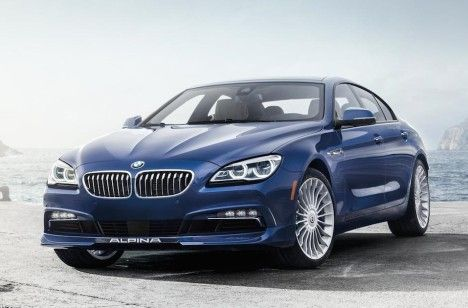 Alpina B6 #BMW