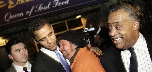 Ioriman e Obama
