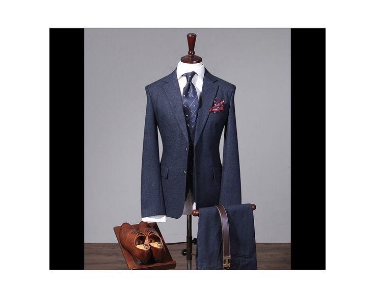 Navy Mens Wedding Suits Uk Lounge Suit Dress Code Prom For Men