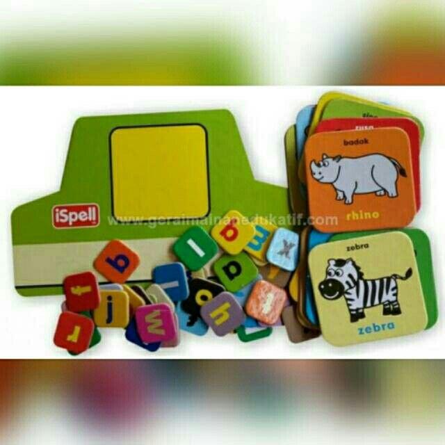 Saya menjual FLASH CARD BILINGUAL The Zoo seharga Rp35.000. Dapatkan produk ini hanya di Shopee! http://shopee.co.id/mainan.edukatif/4071436 #ShopeeID