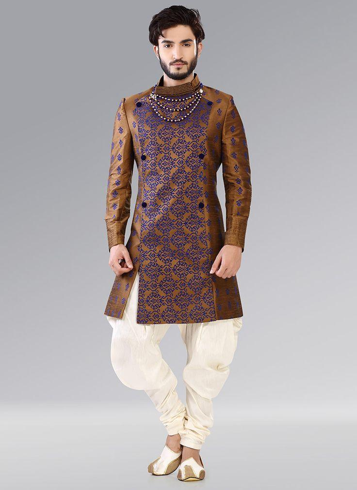 32 best indo western images on Pinterest   Fashion men, Indian groom ...