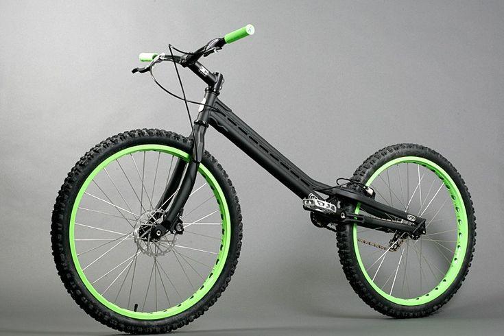 Bikes Insanas: Trial Bike