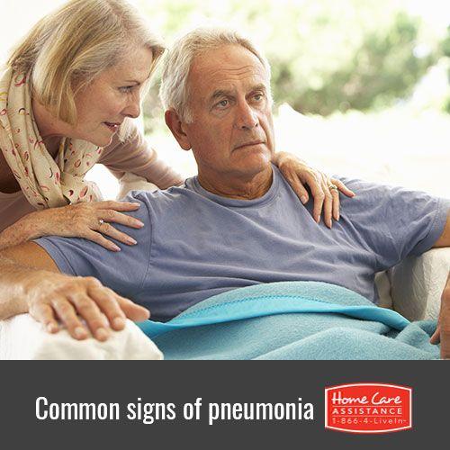 Signs and Symptoms of #Pneumonia in Seniors.