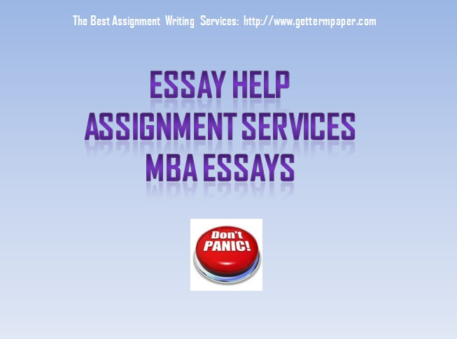 Essay on services of science