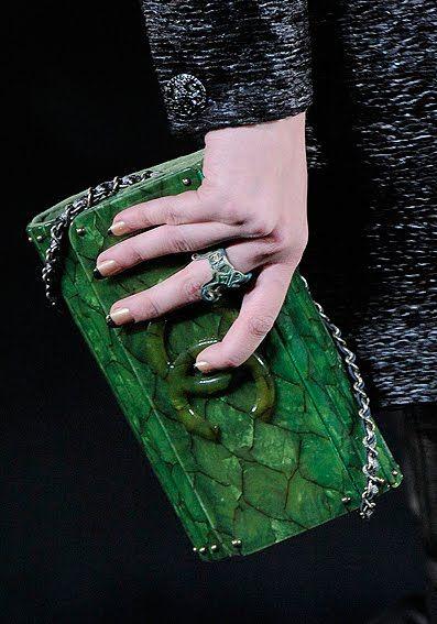 Chanel Green #NMFallTrends