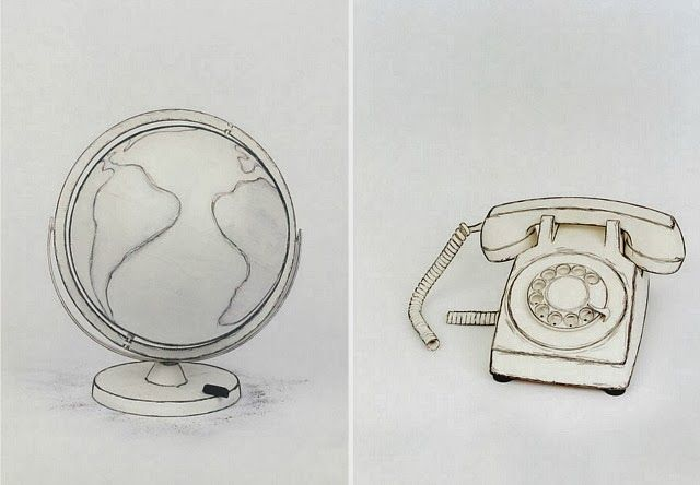 drawings of everyday objects instagram - Google Search