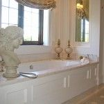"Total Glamour in ""Her"" Master Bath"