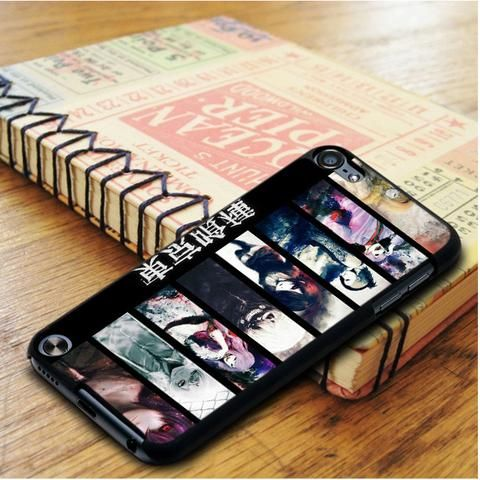 Tokyo Ghoul iPod 5 Touch Case