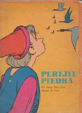 Portada de Perejil Piedra, ilustrado por Coré (1974)