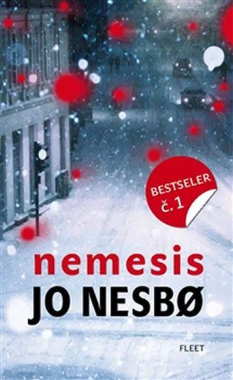 Kniha Nemesis | bux.cz
