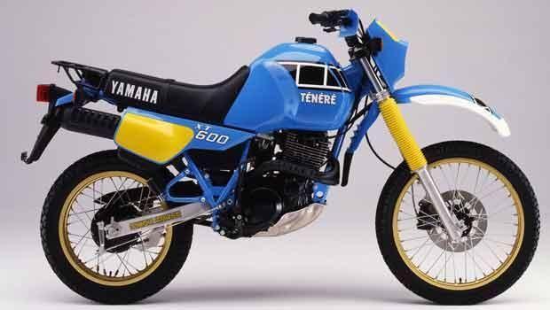 Yamaha XT 600 Z Ténéré: deserto puro