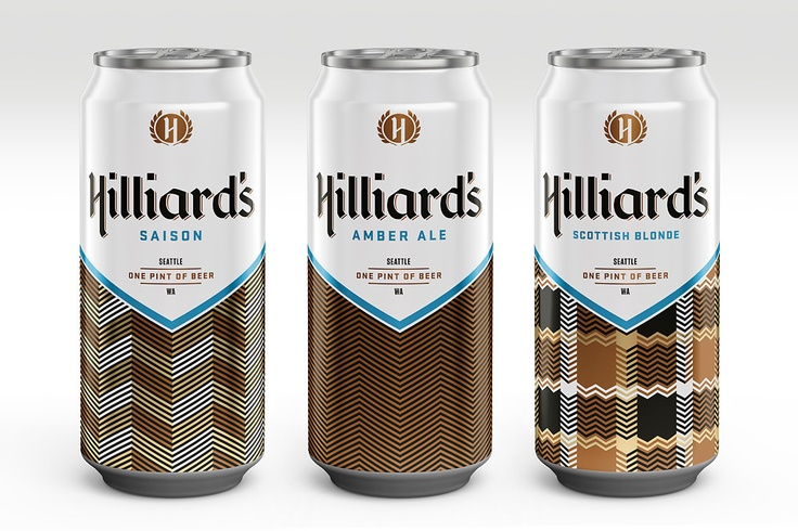 //\\: Hilliard Beer, Packaging Design, Beer Packaging, Graphics Design, Beer Labels, Crafts Beer, Beer Branding, Labels Design, Beer Cans