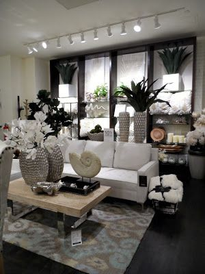 Love The Tall Vases For Dining Room And Planters Living ZGallerie