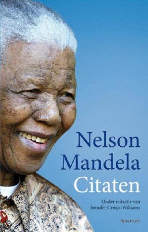 Citaten van Nelson Mandela