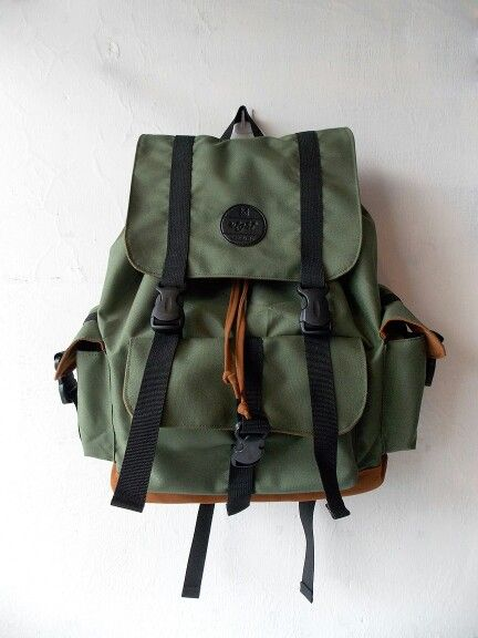 Olive Green Rlight Edition backpack - Rp213.000