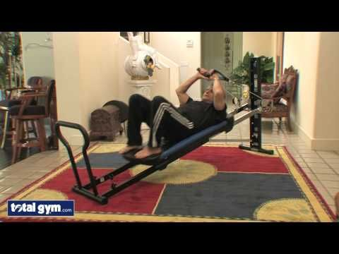Total Gym Exercises - Upper Body Sequence - YouTube
