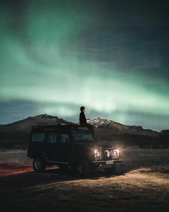 The Ultimate Guide to 28 Must-See Places in Iceland | See: Northern Lights