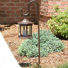 Unique Starlite Garden u Patio Torche Weathered Brown Solar Led Path Light Slshcg