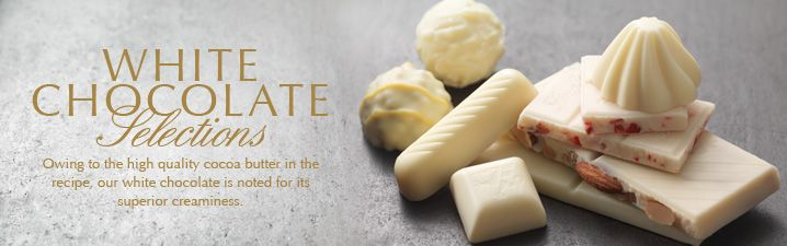 White Chocolate - Lindt