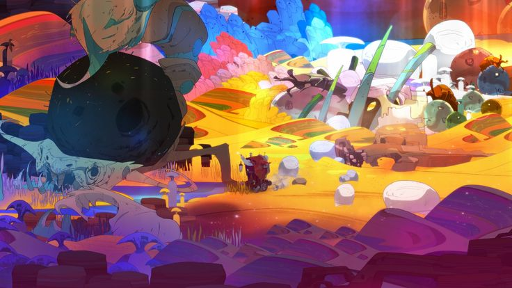 Supergiant's wild new action-RPG Pyre is out next week: I'm not sure that folks really get what Pyre is going for (speaking of: hey, here's…