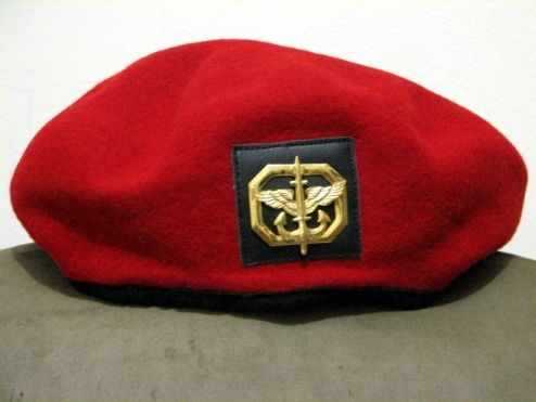 kopassus-baret
