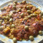 Marokkaanse visfilet uit de oven