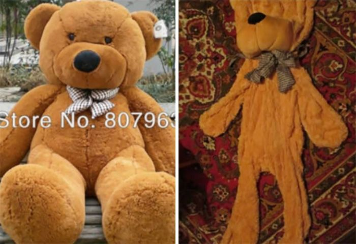 Image result for online shopping disaster bear