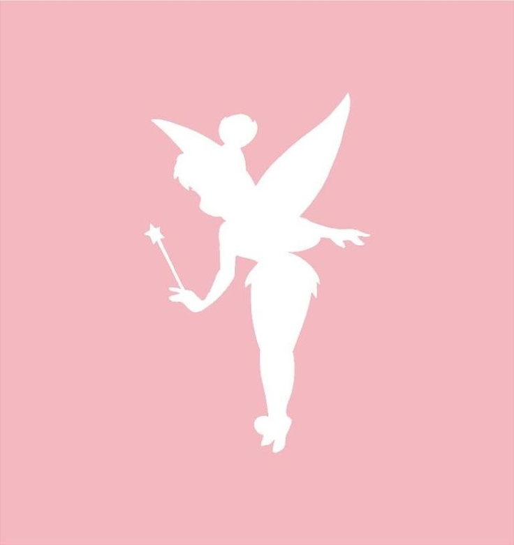 Tinkerbell Silhouette Png