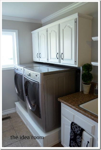 Laundry room Update & Lowes giveaway - The Idea Room