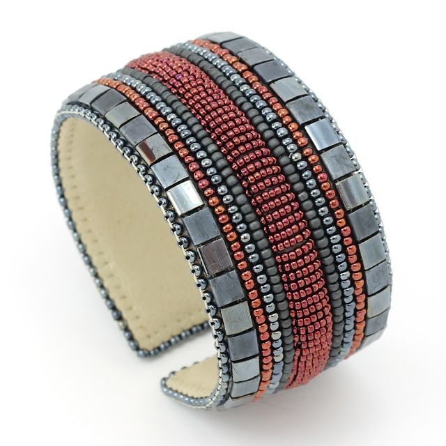 ~~Natasha Shcherbakova Design: Beaded Bracelet~~