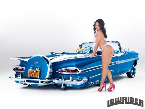 1959 Chevrolet Impala Convertible - Lowrider Magazine