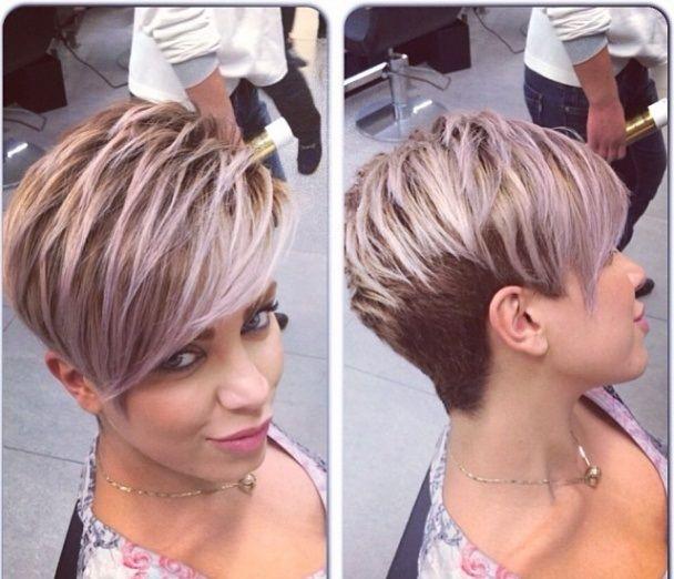 10 elegante Kurzhaarfrisuren für die Geschäftsfrau! - Neue Frisur