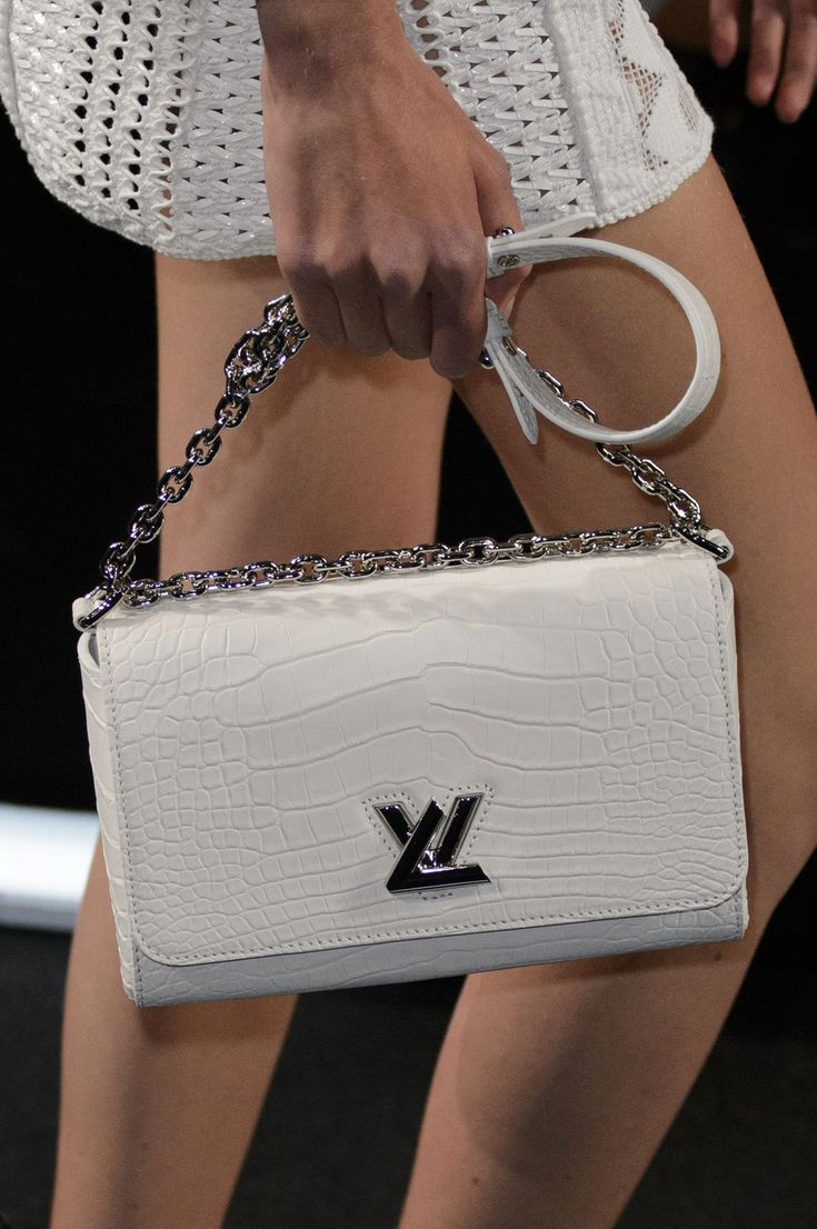 Louis Vuitton at Paris Spring 2015 (Details)