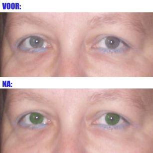 Verander een oogkleur in paint.net gemakkelijk