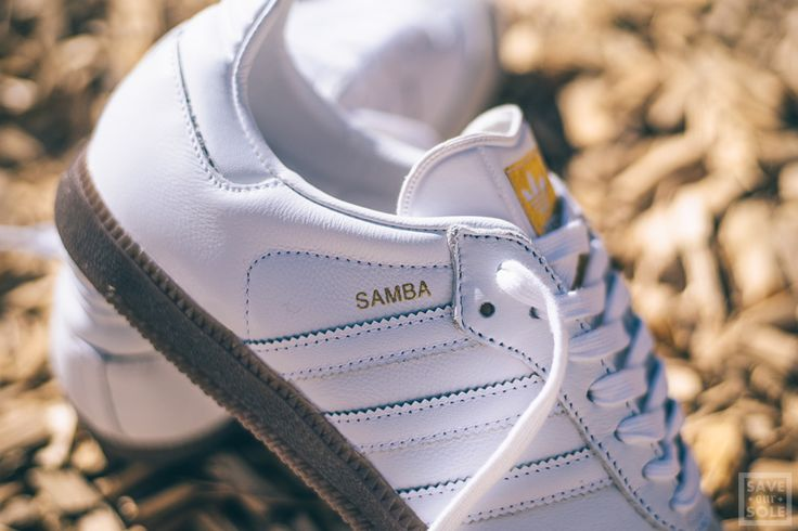 Adidas Samba OG - FTW White | Sneaker | Save Our Sole