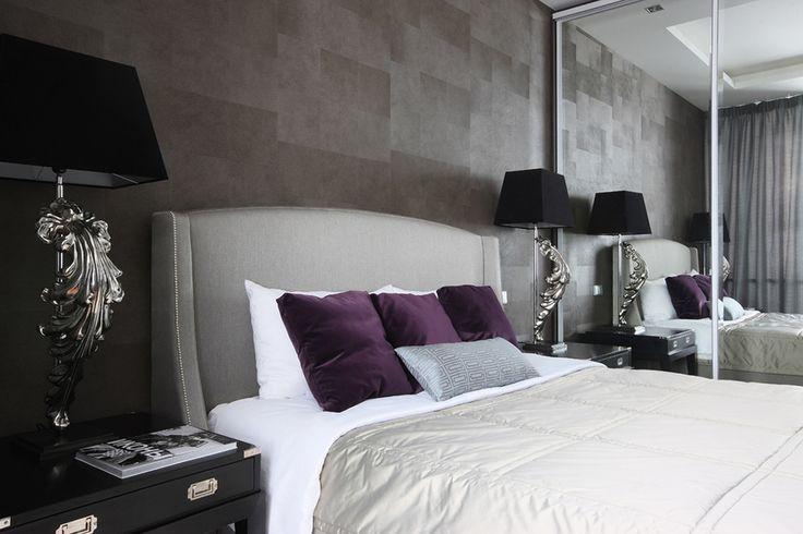серый цвет стен в интерьере - Поиск в Google