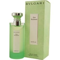 Bvlgari Green Tea By Bvlgari Eau De Cologne Spray .34 Oz Mini