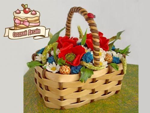 """Торт """"Разнотравье"""". Вес 2,5 кг"""