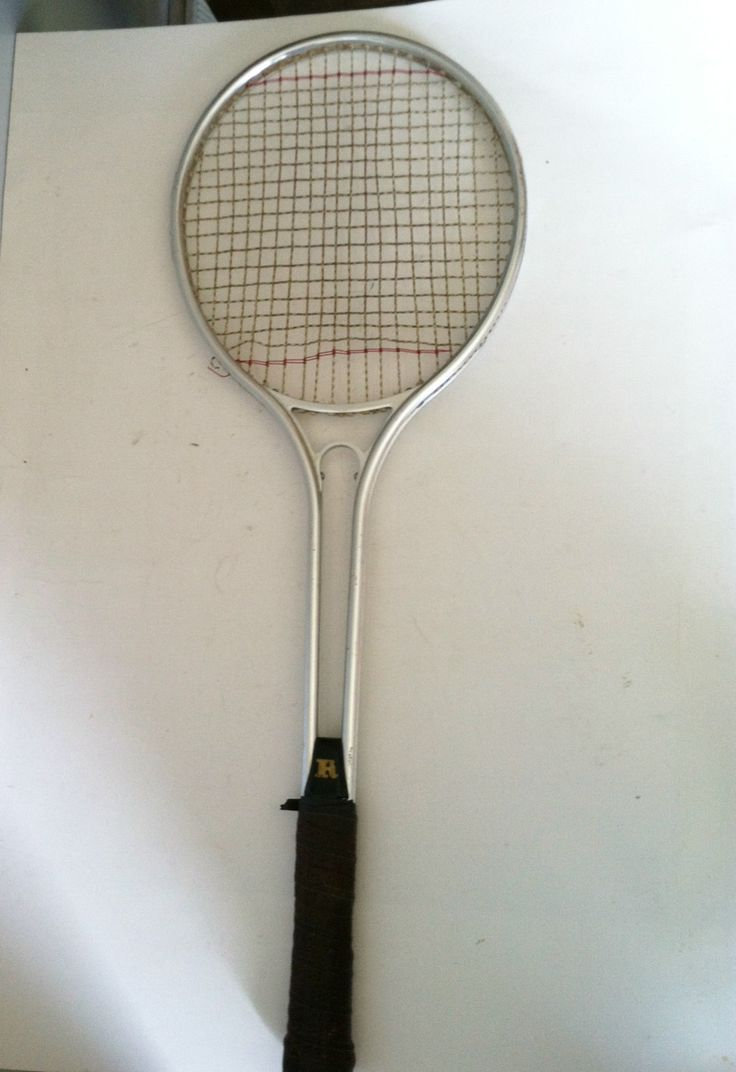Vintage Rawlings John Newcombe Special Tennis Racquet TA 90 - 4 1/2 with cover…